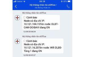 PC Quảng Ngãi: Sự cần thiết của việc giám sát hệ thống công nghệ thông tin