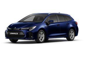 Suzuki Swace mới được 'thổi hồn' bởi Toyota