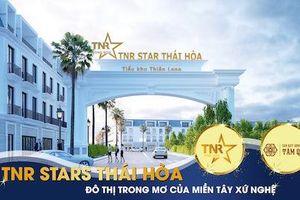 Soi chủ đầu tư khủng của siêu đô thị đẳng cấp nhất thị xã Thái Hòa