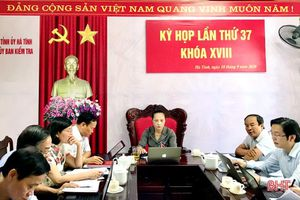 Đảng ủy Công ty Thủy lợi Nam Hà Tĩnh vi phạm nguyên tắc tập trung dân chủ