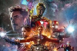 Bức ảnh quy tụ tất cả những khoảnh khắc đáng nhớ nhất của Iron Man trong MCU