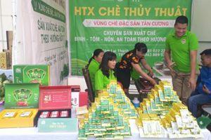 Thái Nguyên: Tín hiệu vui từ OCOP
