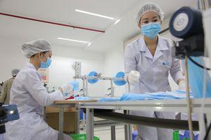 Hơn 846 triệu chiếc khẩu trang y tế đã được xuất khẩu
