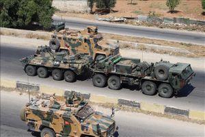 Nga và Thổ Nhĩ Kỳ sẽ tiếp tục hoạt động tuần tra chung ở tỉnh Idlib của Syria
