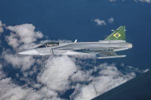 Brazil nhận tiêm kích Gripen E đầu tiên