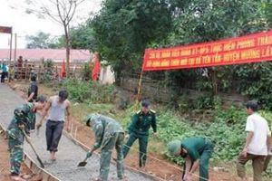 Điều chỉnh quy hoạch Khu Kinh tế Quốc phòng tại huyện biên giới Mường Lát