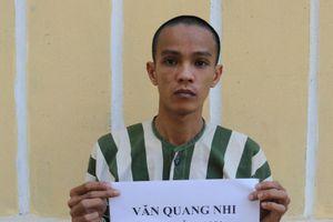 Bình Dương: Siêu trộm cùng đồng bọn bị bắt