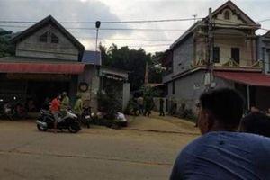Hàng xóm bị ném gạch tử vong: Nghiện thuốc lào