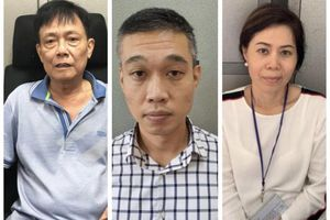 Khởi tố 8 bị can tại Công ty Unimex Hà Nội và Artex Hà Nội