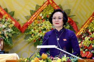 Đại hội đại biểu Đảng bộ tỉnh Yên Bái lần thứ XIX, nhiệm kỳ 2020-2025