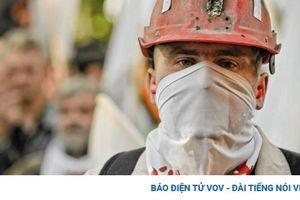 Hàng trăm công nhân khai thác than đình công gây sức ép lên chính phủ Ba Lan