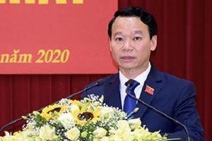 Ban chấp hành Đảng bộ tỉnh Yên Bái khóa XIX bầu Ban Thường vụ Tỉnh ủy