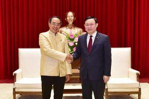 Hà Nội mong muốn hợp tác với các doanh nghiệp Thái Lan trong lĩnh vực hạ tầng đô thị lớn
