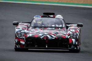 Siêu xe hypercar Toyota GR Super Sport 1.000 mã lực lần đầu ra mắt tại đường đua Le Mans