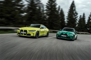 BMW M3 và M4 mới có lưới tản nhiệt gây tranh cãi