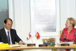 Việt Nam-Hà Lan: Đẩy mạnh hợp tác giáo dục và y tế
