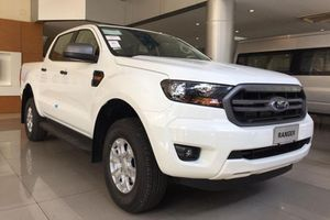 Ford Ranger XLS có thực sự tiết kiệm nhiên liệu?