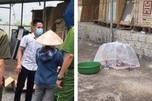 Hà Nội: Phát hiện thi thể bé sơ sinh ở khu chợ Dầu