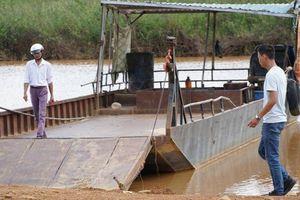 Gia Lai: Ẩn họa những chuyến vượt sông Sê San