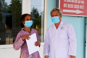 Ca nhiễm Covid-19 cuối ở Quảng Trị xuất viện