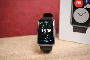 Huawei Watch Fit - mỏng nhẹ và nhiều tính năng hữu ích