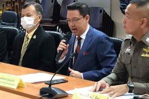 Thái Lan mạnh tay với Facebook, Twitter