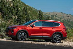 Top 10 xe gia đình đáng tin cậy nhất năm 2020: Vinh danh Hyundai Santa Fe