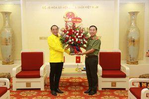 Thúc đẩy hợp tác giữa Bộ Công an Việt Nam với các cơ quan thực thi pháp luật Thái Lan