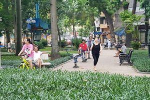 Lấy nơi gây ô nhiễm cho không gian công cộng