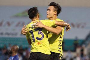 Nhà vô địch Cúp quốc gia bị đội bóng cuối bảng V.League cầm hòa