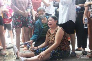 200 hộ tiểu thương ở Thanh Hóa mòn mỏi chờ đền bù