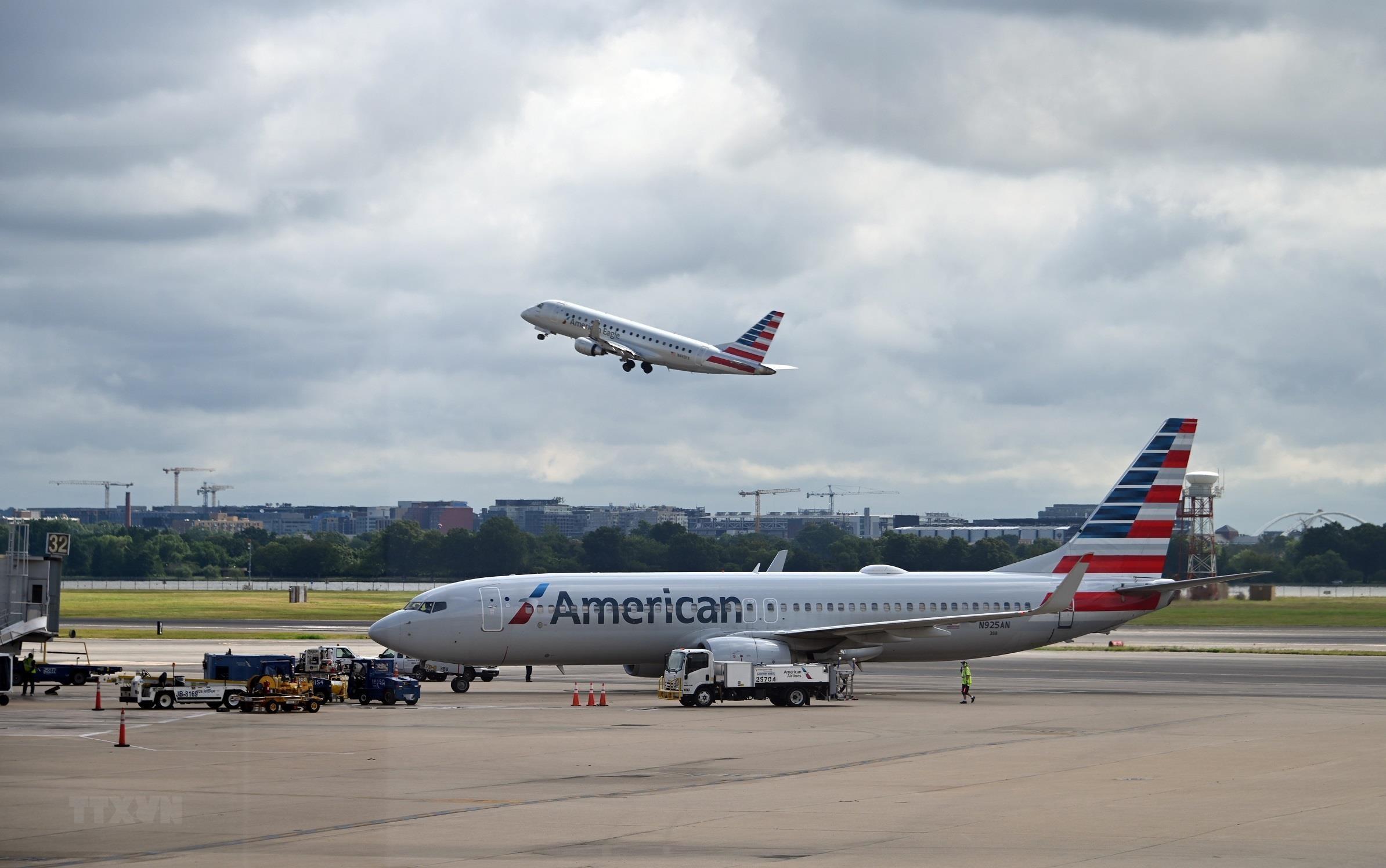 American Airlines nhận được khoản vay 5,5 tỷ USD từ Bộ Tài chính Mỹ