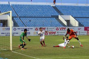 V-League 2020: SHB Đà Nẵng chiến thắng 1-0 trước Hải Phòng