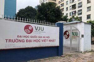 Quy định cơ chế tài chính đặc thù của Đại học Việt Nhật