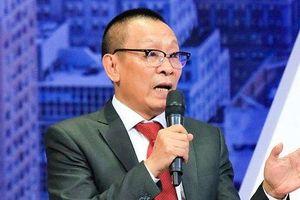 MC Lại Văn Sâm: 'Tôi đang sống trong căn nhà rộng 40m2'