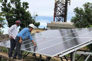 Phú Yên: Nhiều công trình điện mặt trời mái nhà được đưa vào hoạt động