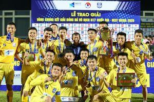 Cầu thủ HA Gia Lai lên tuyển quốc gia nhiều hơn đội vô địch