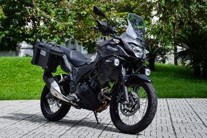 Chi tiết Kawasaki Versys 300 Tourer giá 163 triệu tại Việt Nam