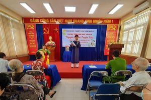 Luôn cố gắng xây dựng nếp sống văn hóa để xứng đáng với vinh dự phường được mang tên Đại thi hào Nguyễn Du
