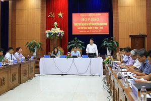 Đại hội đại biểu Đảng bộ tỉnh Quảng Nam sẽ diễn ra từ ngày 11 đến 13/10