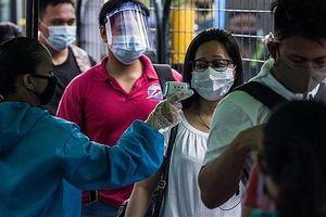 Philippines kéo dài quy định hạn chế đi lại một phần ở thủ đô Manila