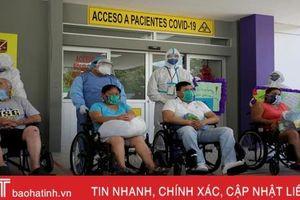 Nghiên cứu mới: 9/10 bệnh nhân được chữa khỏi Covid-19 gặp tác dụng phụ