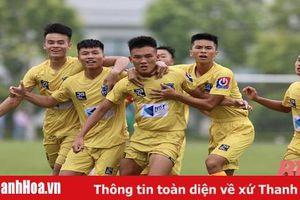 CLB Thanh Hóa có 4 cầu thủ, 1 trợ lý HLV được triệu tập cho đội U17 quốc gia