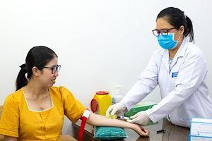 Xét nghiệm gien miễn phí cho thai phụ gặp khó vùng sông nước Cà Mau