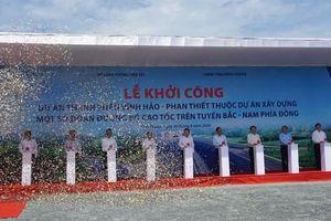 Khởi công cao tốc đoạn Vĩnh Hảo – Phan Thiết tránh tai nạn thảm khốc
