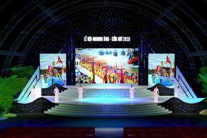 Đan Trường và nhiều nghệ sĩ biểu diễn tại Lễ hội trên 100 năm tuổi Nghinh Ông - Cần Giờ