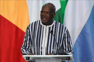 Burkina Faso: Tổng thống C. Kaboré tranh cử tái nhiệm