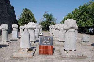 Sự thật 'kinh hoàng' bên trong lăng mộ nữ hoàng Trung Quốc Võ Tắc Thiên