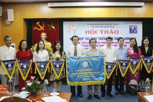Bắc Giang: Hội thảo Nhóm hợp tác phát triển văn học nghệ thuật