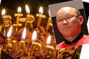 Chúc mừng sinh nhật ông Park Hang-Seo